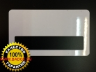 Заготовка для бейджа, размер 70х40 мм (Окно 60х12 мм)