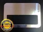 Заготовка для бейджа, размер 76х51 мм (Окно 64х20 мм)